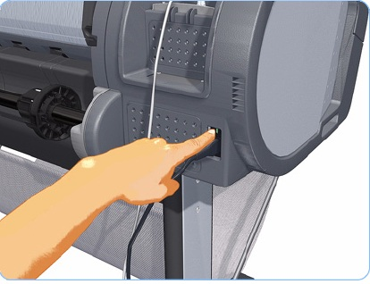 how to clean encoder strip brother