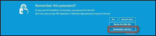 Download hp simplepass fingerprint reader Tickets by naobiltiowild, 29 Jul,  2019, NA Event