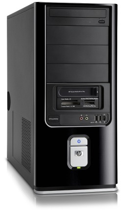 Image of the HP Elite Desktop PC