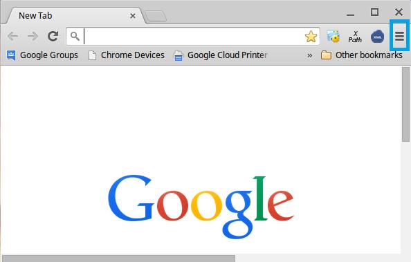 HP LaserJet, HP PageWide Enterprise - Setup Google Cloud
