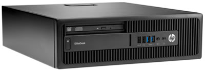 HP EliteDesk 705 G3 Small Form Factor Business PC