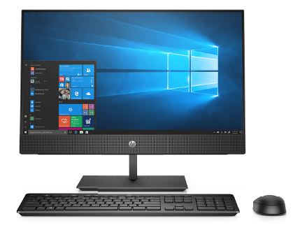 Equipo HP ProOne 400 G5 All-in-One de uso empresarial