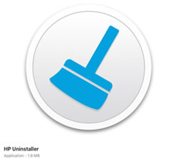 HP Uninstaller app icon