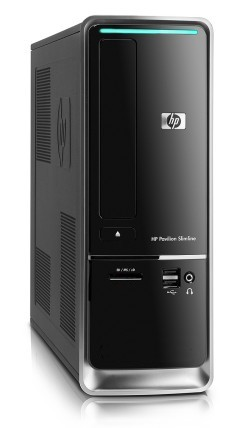 HP Pavilion Slimline s5710f Desktop PC Product Specifications | HP