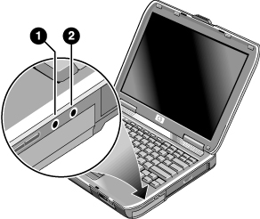 HP Compaq nx9000 One-Touch Buttons Driver