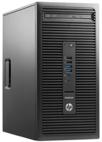 HP EliteDesk 705 G3 Microtower Business PC