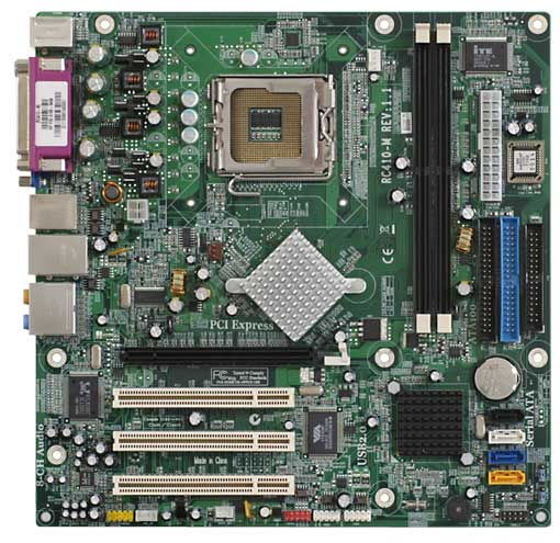 ECS RC410-M CHIPSET DRIVERS PC