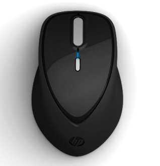 HP Wireless Mouse x5000 with Touch Scroll - Product Specifications