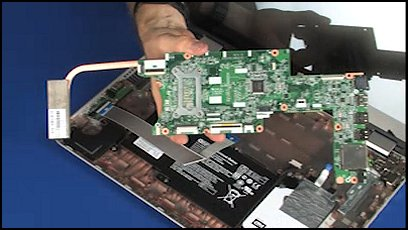 Removing and Replacing the Memory Module for HP ENVY 15-u000 x360