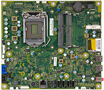 Lantana motherboard
