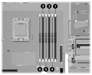 HP Z400 Workstation - Memory | HP® Customer Support