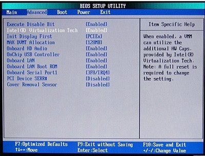 HP Pro 4500 商用台式电脑- BIOS 说明  HP®客户支持