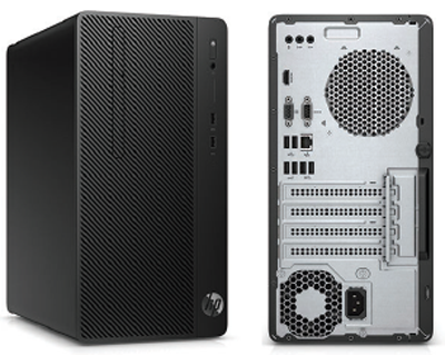 HP 285 G3 Microtower Business PC