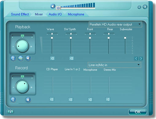 realtek high definition audio graphic equalizer free download