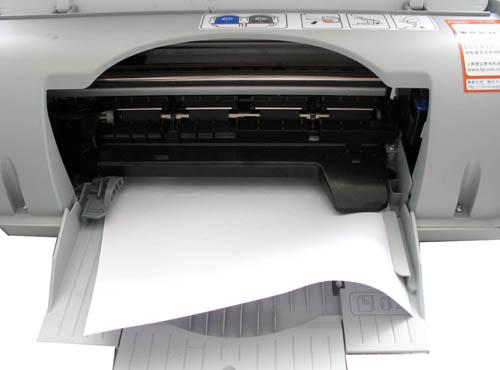 打印机卡纸