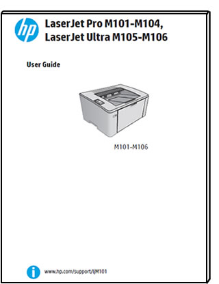 Hp Laserjet Pro Ultra M102 M106 Printers Replacement