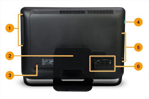 HP OMNI 120 ALL IN ONE PC DESCARGAR CONTROLADOR