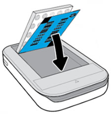 Loading Smartsheet with the photo paper