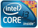 Illustration du logo Intel