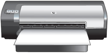 Image of the HP Officejet K7100 printer