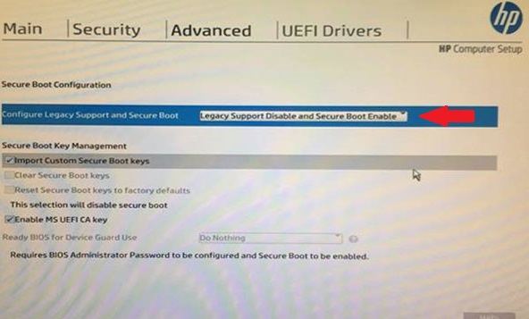 HP EliteDesk, EliteOne, Prodesk and ProOne Computers - Drive