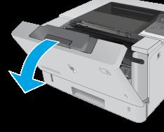 HP LaserJet Pro M402, M403 - Replace the toner cartridge