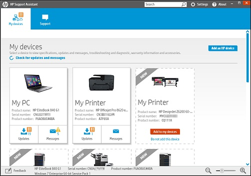 HP Printers - Using HP Diagnostic Tools for HP Printers in ...