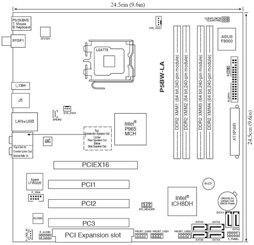 Motherboard layout diagram also Detailed Motherboard Diagram together with Tower Speaker Wiring Schematic further Motherboard Front Panel Wiring likewise Help With Front Panel Connectors 1456020. on dell studio xps 8100 motherboard diagram