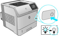HP LaserJet Enterprise M604-M606 Printers - 13 B2 Dx toner