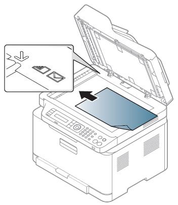 samsung kleurenlaser mfp clx 330x originelen plaatsen hp HP ProBook 430 afbeelding origineel plaatsen bedrukte zijde omlaag