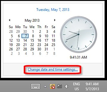 how to change date and time in bios hp
