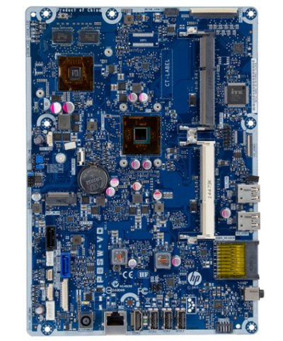 Vios-2G motherboard top view