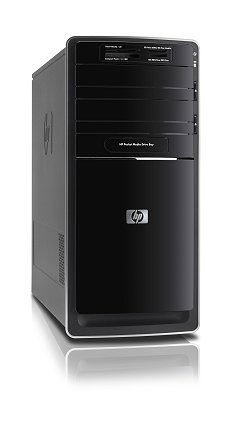 Image of  the HP Pavilion p6210t Desktop PC