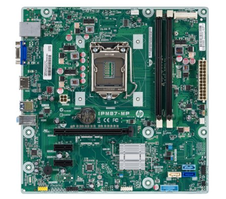 Memphis2-S motherboard top view