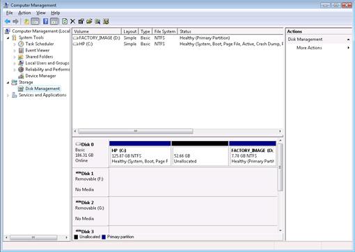 HP and Compaq Desktop PCs - Setting Up RAID Using Intel