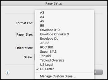 HP Printers - Paper Mismatch Error (Mac) | HP® Customer Support