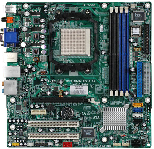 nook motherboard diagram hp and compaq desktop pcs - motherboard specifications ...