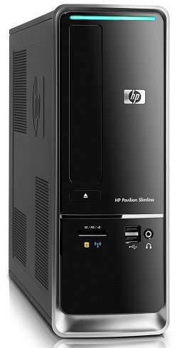 Image of the HP Pavilion Slimline s5310t Desktop PC