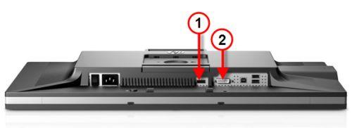 Aviso: Monitor Backlit LED IPS HP ZR2740w de 27 polegadas