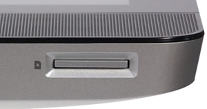 Image of memory card reader
