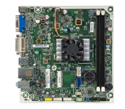 HP and Compaq Desktop PCs - Motherboard Specifications