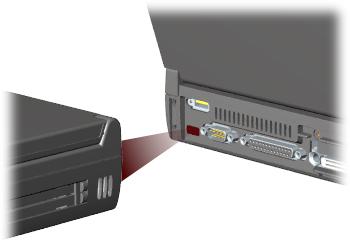 Compaq Evo N600c Notebook - Infrared Troubleshooting | HP® Customer