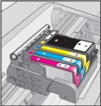 HP Printers - Resolving Printhead Problems and Ink System Failure