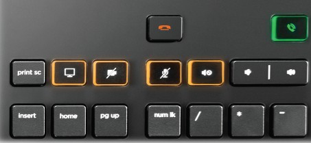 how to turn off hp keyboard blue keys