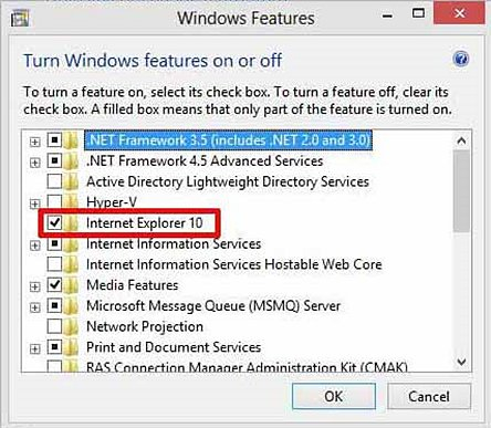 how to download internet explorer on hp laptop