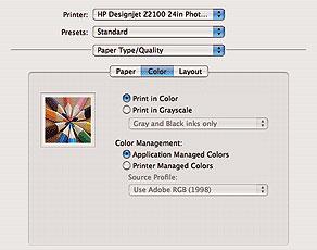 Efi color profiler suite brochure