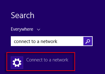 Search results for connect to a network