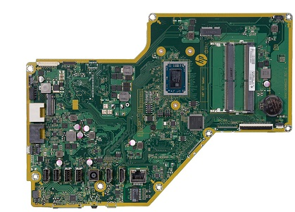 OrionR5UF motherboard top view