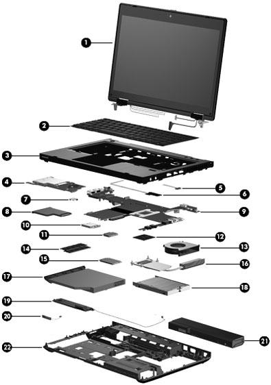 New Driver: HP EliteBook 8460w Mobile Workstation Broadcom Bluetooth