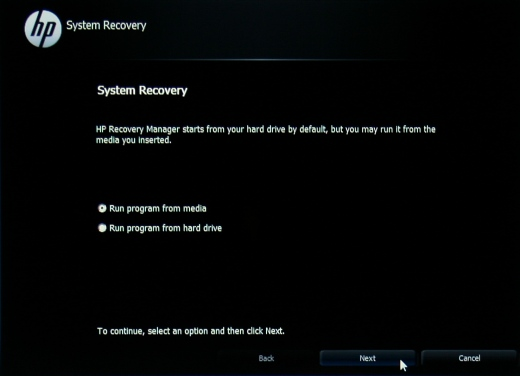hp recovery disc windows 8.1